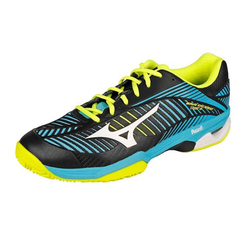 new products aeb50 9e55d Mizuno Wave Exceed Tour 3 CC – Blue Atoll