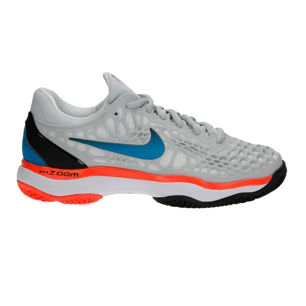 finest selection 1a543 19f9f Nike Air Zoom Cage 3 Clay – Pure Platinum