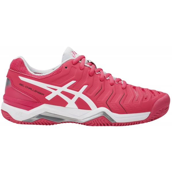 Asics Gel Challenger 11 Donna Clay Rouge Red