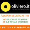 Coupon Sconto Oliviero.it