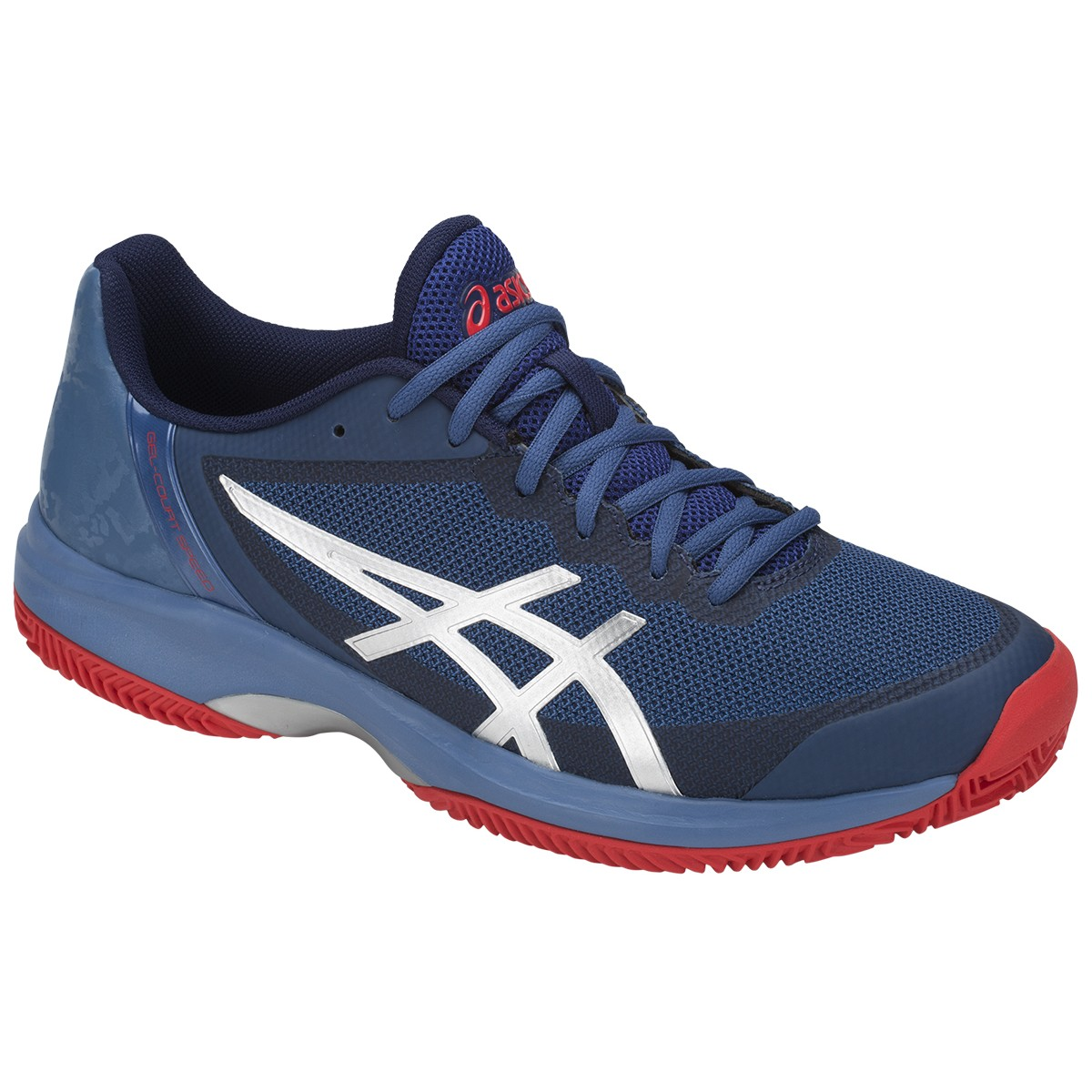 mermelada tofu Negociar  Asics Gel Court Speed Clay - Navy - Recensioni e Prezzi - Tennis Scanner