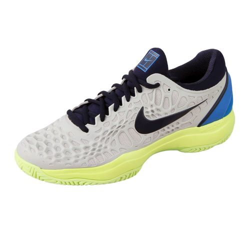 Nike Air Zoom Cage 3 HC - Vast Grey - Tennis Scanner c0ac6e20556